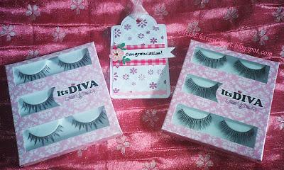 ItsDiva false eyelashes