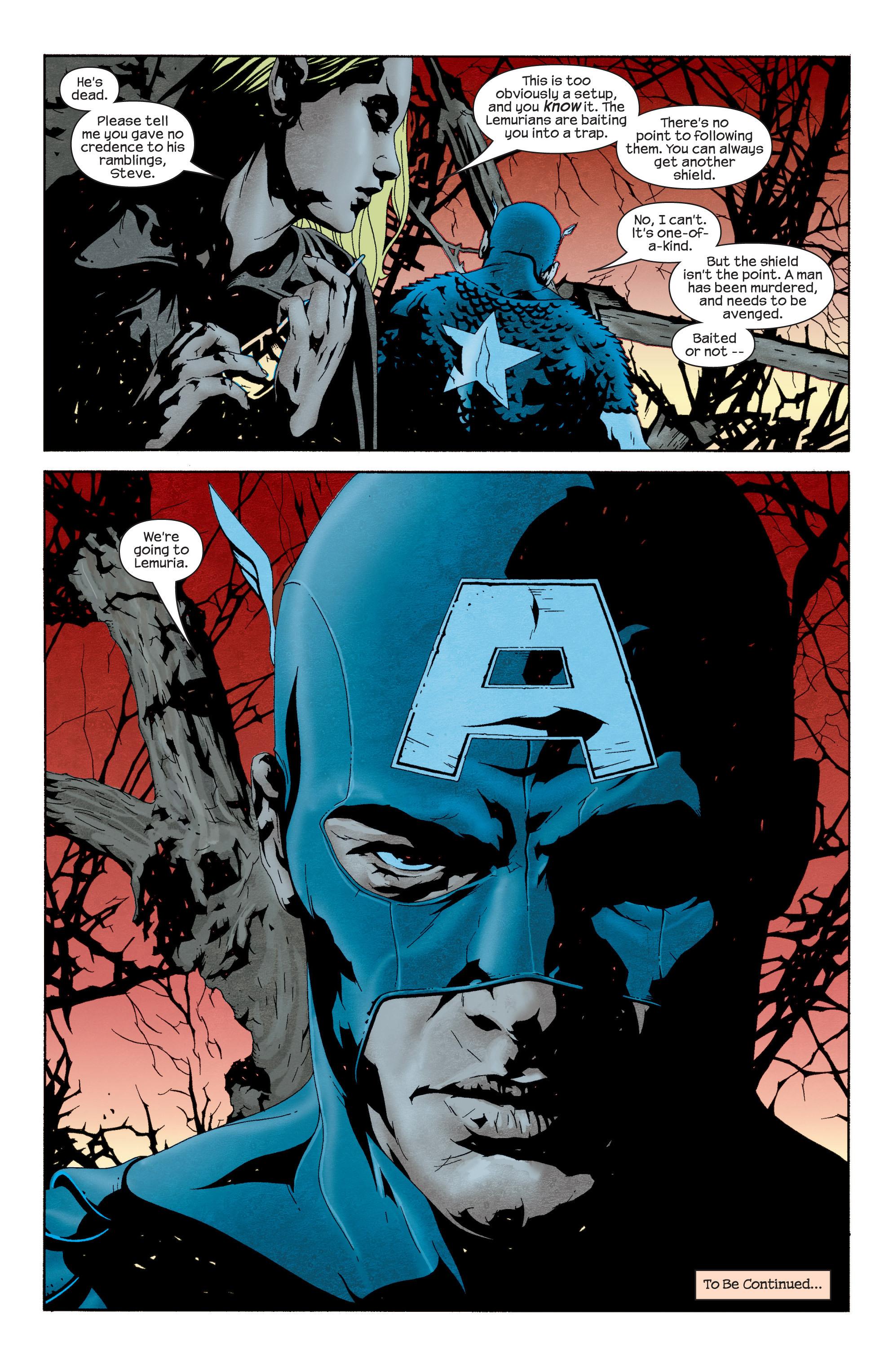 Captain America (2002) Issue #14 #15 - English 21