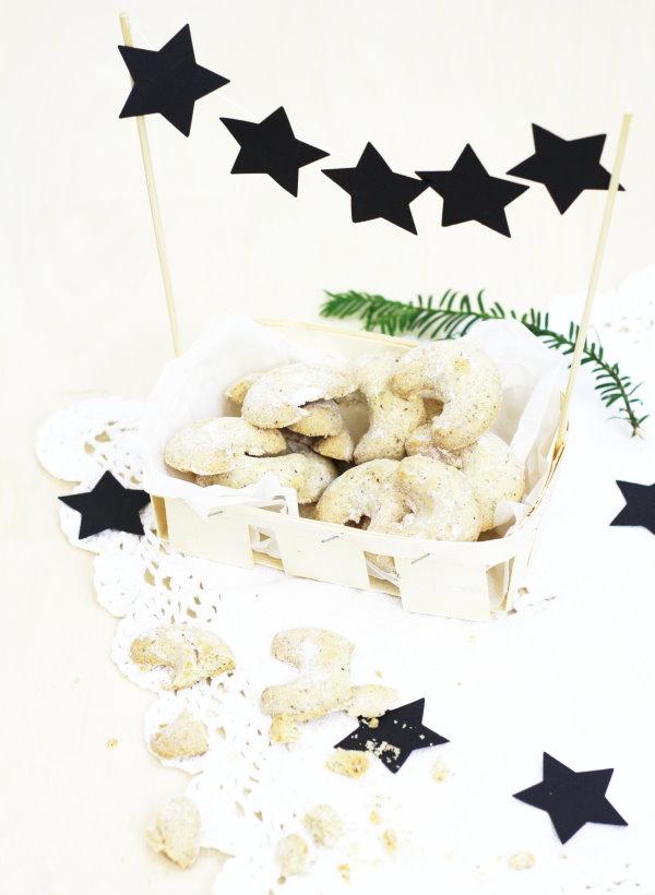Vanillekipferl - Weihnachtsstimmung