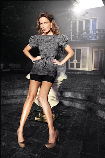 Fashionable Hairs Jennifer Lopez on Lookbook Collection Fall 2011 - 26