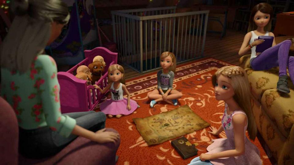 Filme Barbie e Suas Irmãs em Uma Aventura de Cachorrinhos HD Torrent