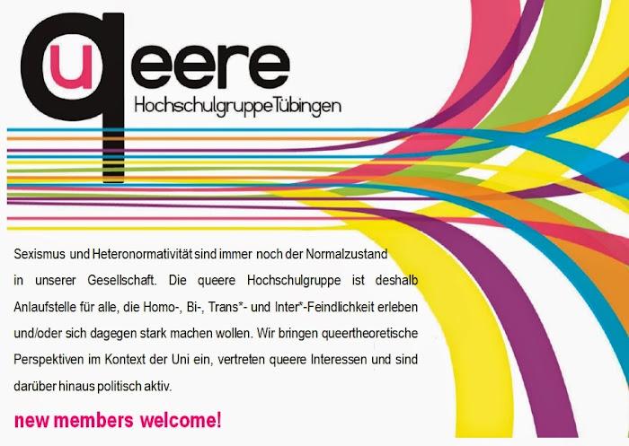 Queere Hochschulgruppe Tübingen