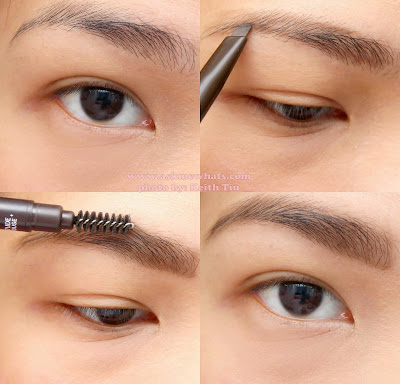 Brush on Askmewhats  Amw Reviews  Etude House Drawing Eye Brow Pencil