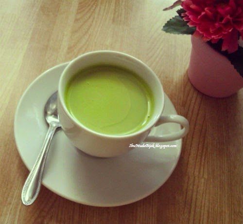 Resep Homemade Matcha Latte