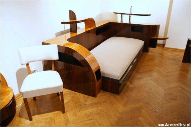 Art Deco furniture and interiors