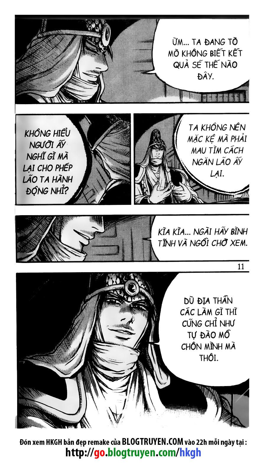 Hiệp Khách Giang Hồ chap 404 page 12 - IZTruyenTranh.com