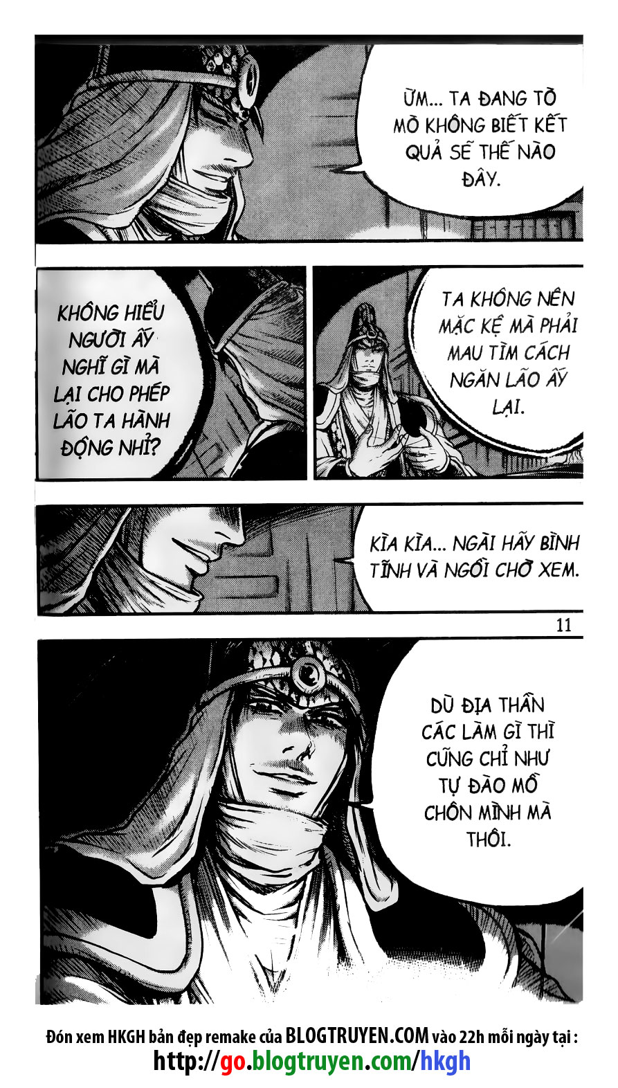 Hiệp Khách Giang Hồ chap 404 Trang 12 - Mangak.info