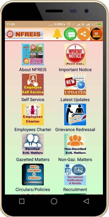 NFREIS App