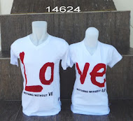 Kaos LO-ve (Couple)