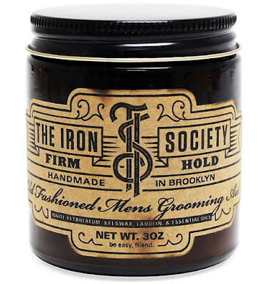The Iron Society Firm Hold Hair Pomade