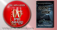 PB special Award for Ghost Walk by Melissa Bowersock