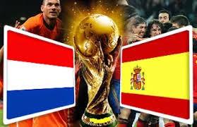 Putaran Group B World Cup 2014 : Sepanyol Vs Belanda