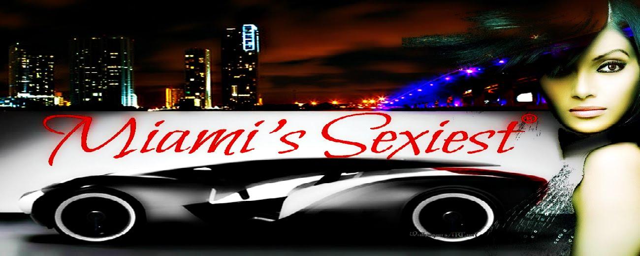 Miami's Sexiest