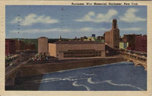 Rochester War Memorial