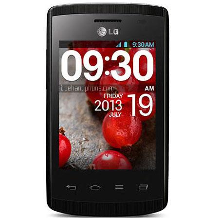 Spesifikasi LG Optimus L1 II
