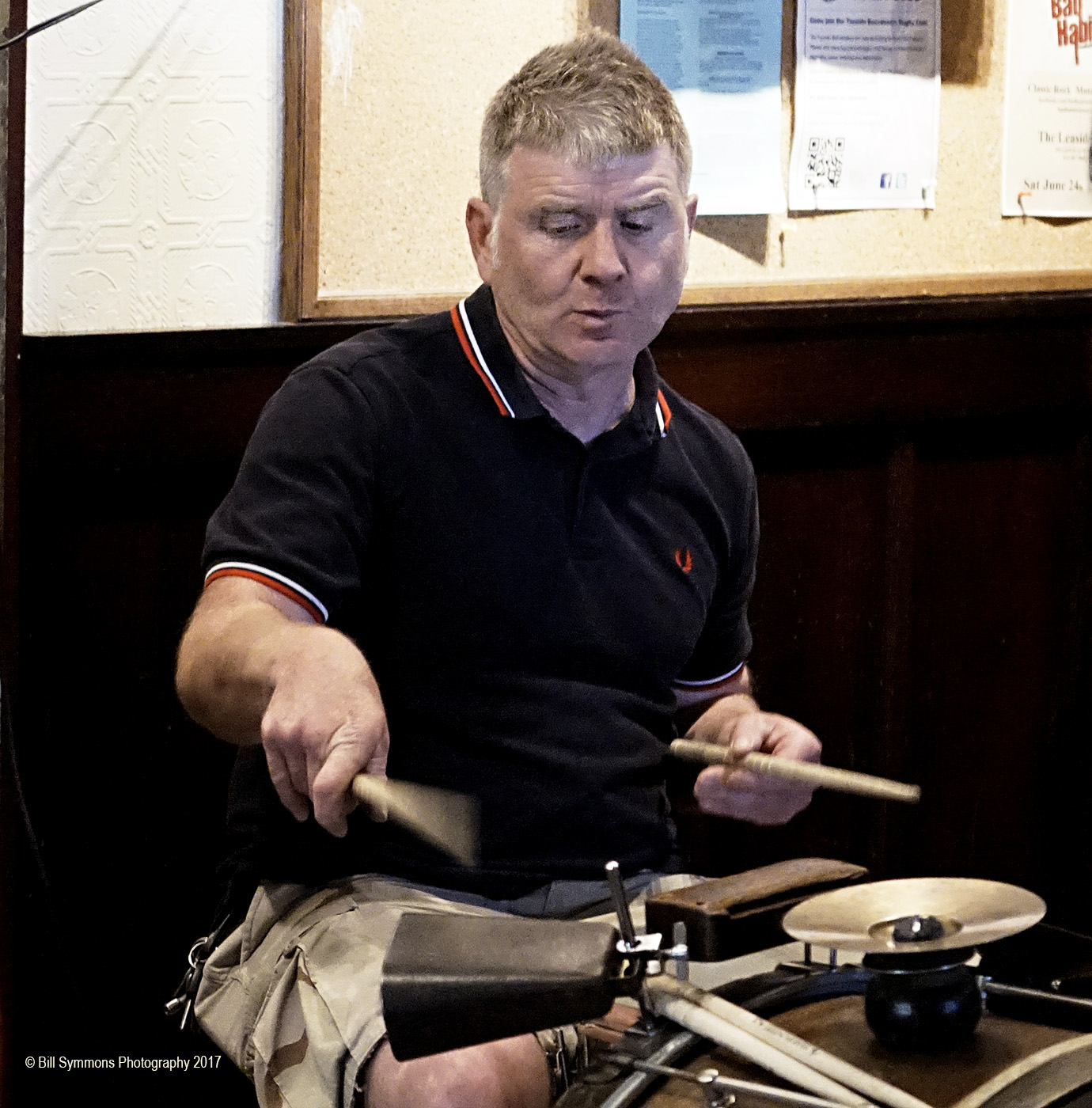 Paul Brady -- More Cowbell