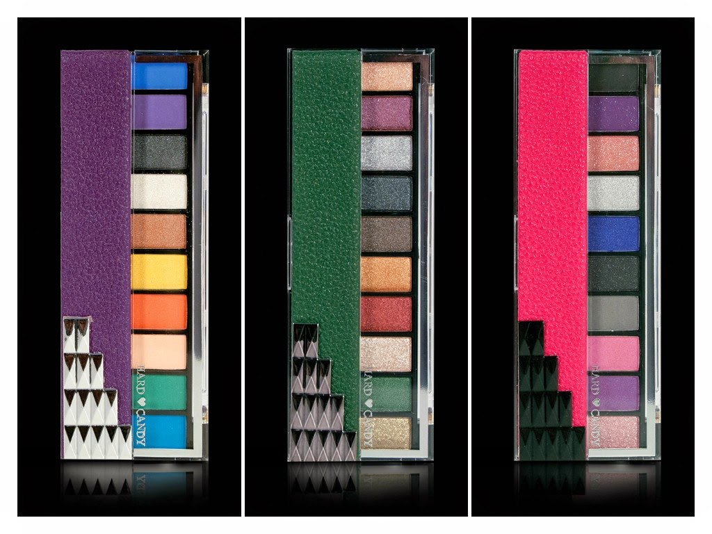 Living And Loving Makeup Hard Candy Top Ten Trendsetters 10 Pan