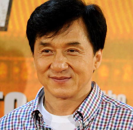 Jackie Chan Biography ~ All in One