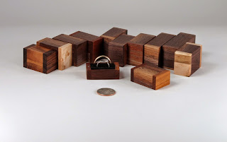 Another Dozen Little Ring Boxes