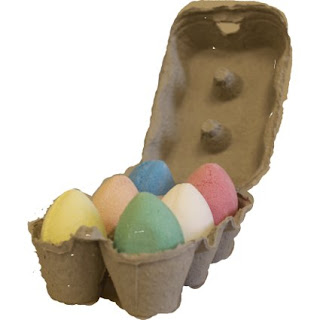 Box of 6 Bath Eggs