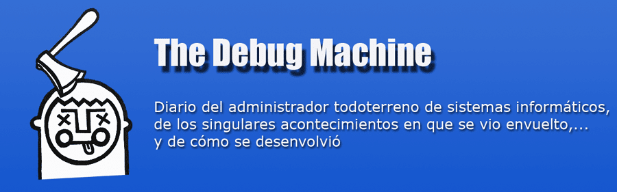 The Debug Machine