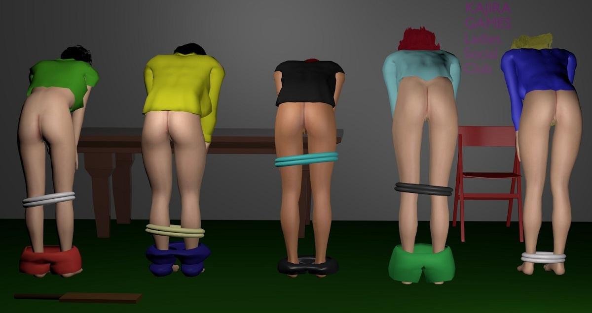 spanking games