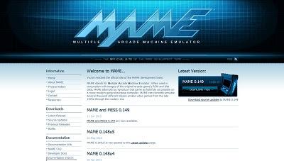 MAME, Desktop Game