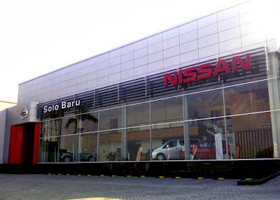 Promo Akhir Tahun Nissan Solo Baru