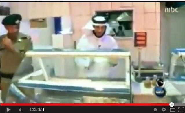 كيف تعرف السمك الفاسد من الطازج - تفتيش على احد المطاعم المخالفة