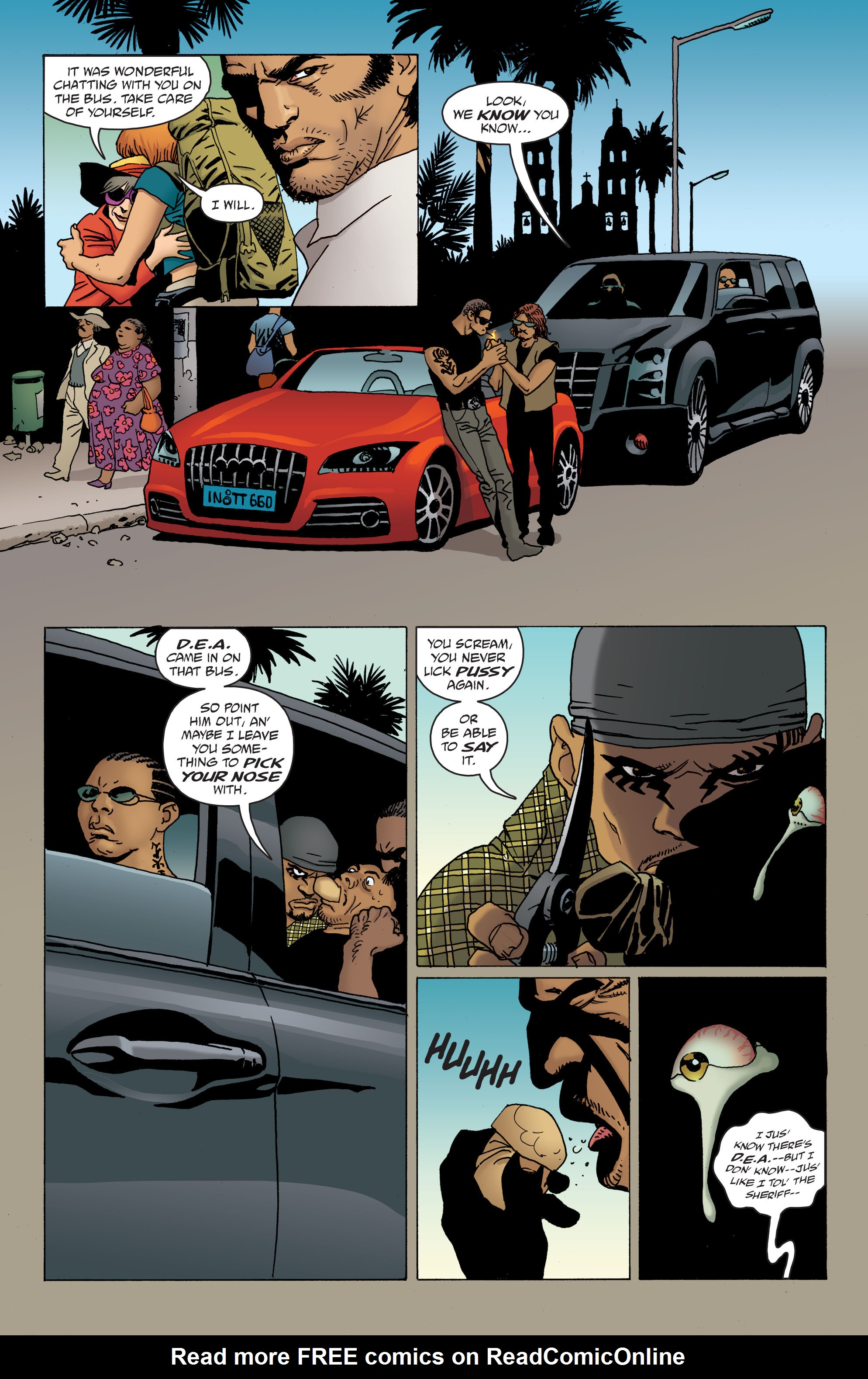 100 Bullets: Brother Lono Full Page 26