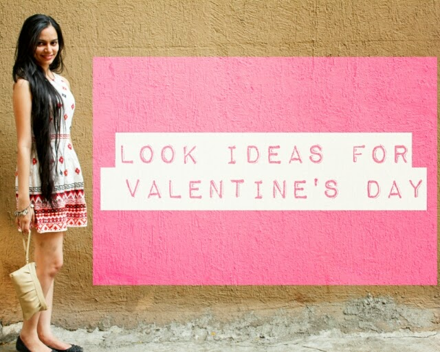 valentine's day look ideas, what to wear on valentine's day, vday looks on a budget, valentine look on budget, looks for less, mumbai streetstyle, mumbai fashion blogger, indian fashion blogger, topshop dress