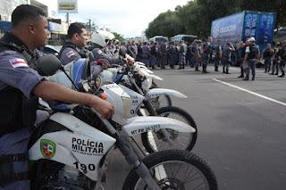 Polícia Militar divulga saldo da operação Tiradentes, no feriado prolongado