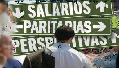 Documento sobre las negociaciones paritarias