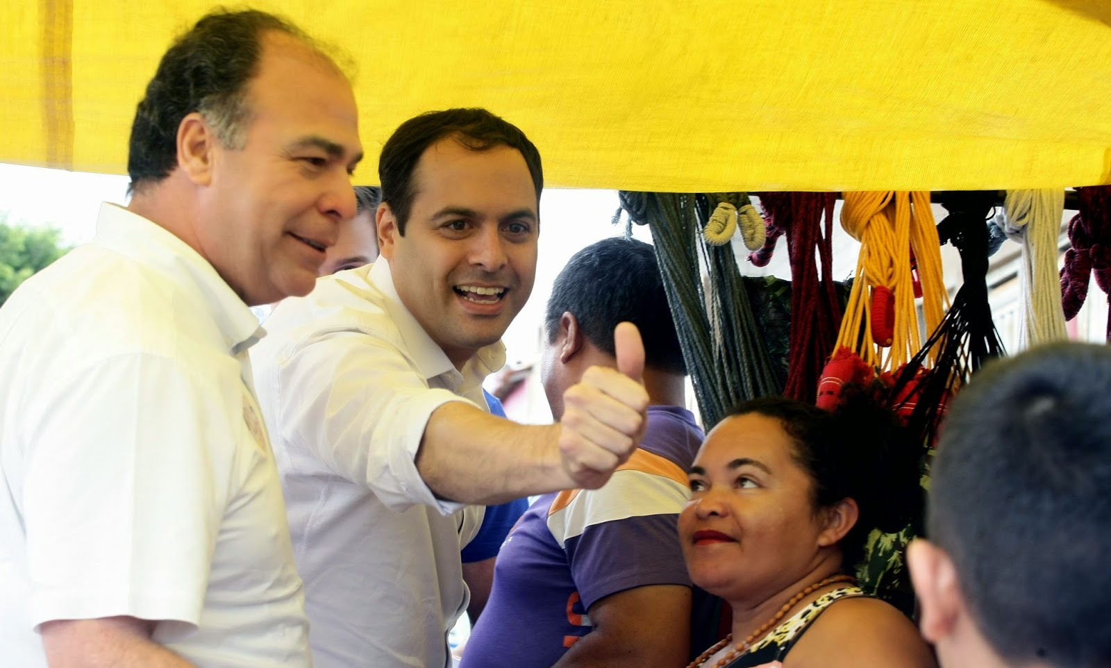 Símbolo de avanço no Governo Eduardo, Santa Filomena abre campanha de Paulo
