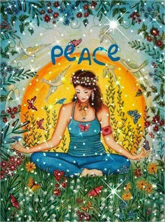 Make Peace first with Yourself , then with others!