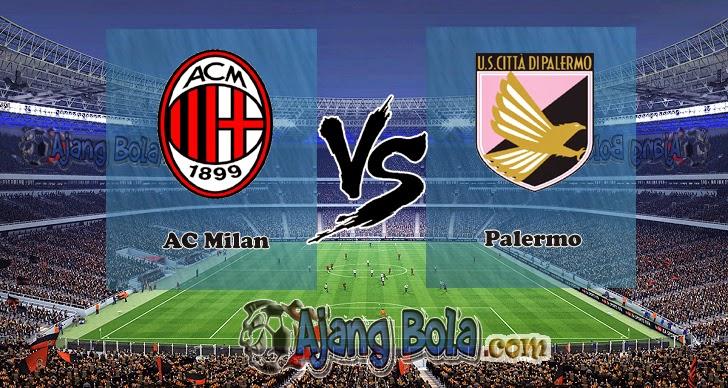 Prediksi Skor AC Milan vs Palermo 03 November 2014, Serie A