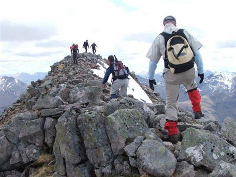 Các địa điểm leo núi  ở Miền Bắc