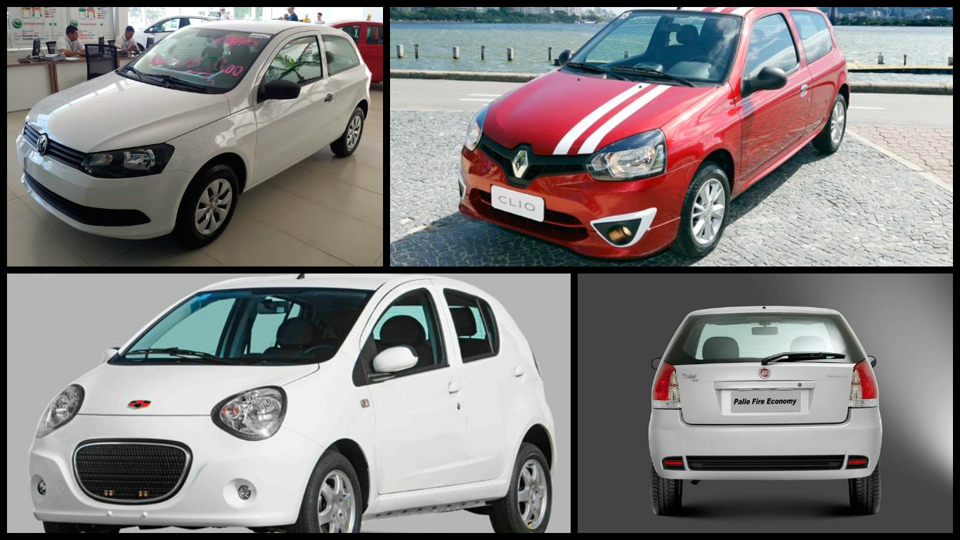 Os carros mais baratos do brasil autos novos - Carro herramientas barato ...