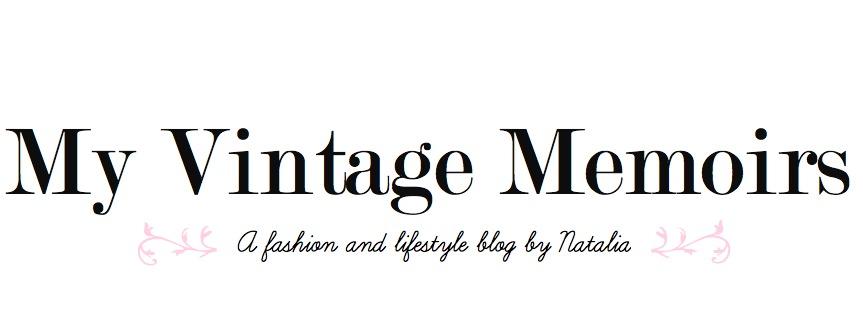My Vintage Memoirs