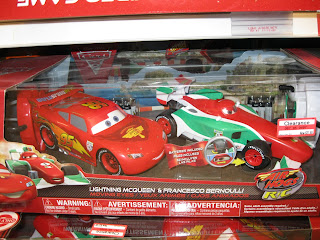 Disney Cars 2 Lightning McQueen