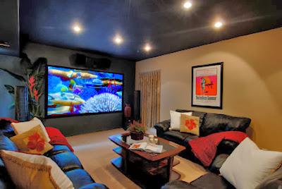 Media Room Projectors