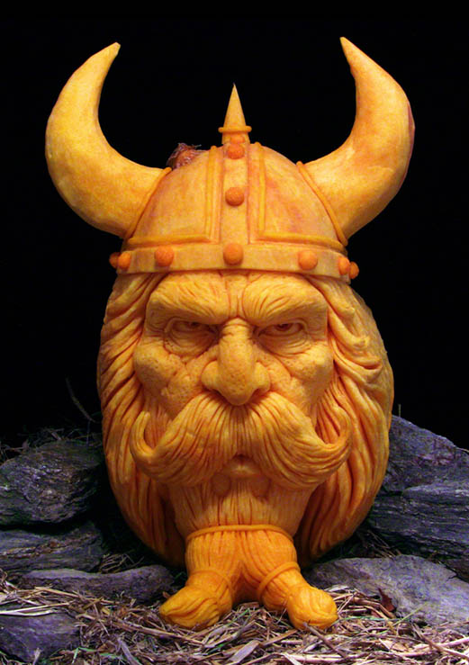 The feral irishman amazing pumpkin carvings for Awesome pumpkin drawings
