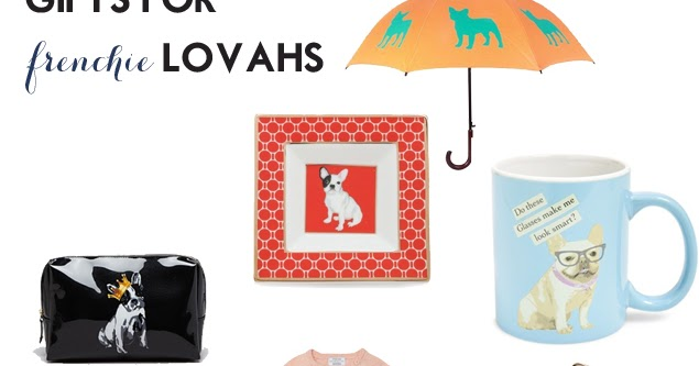 Valentine Gift Guide Frenchie Lovers