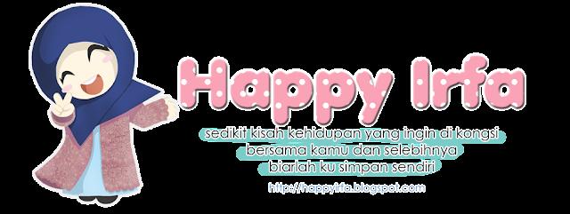 Happy Irfa