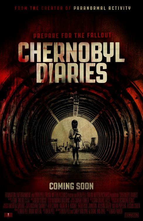Chernobyl Diaries 2012 CAM 300MB