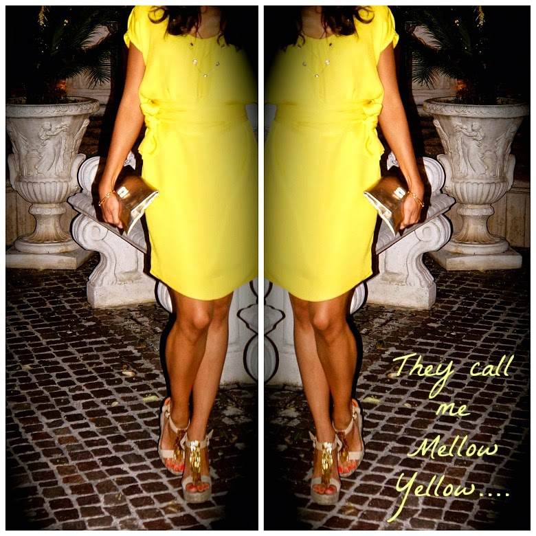 Bonjourfashion be my wedding guest wedding guest outfits for Yellow wedding guest dress