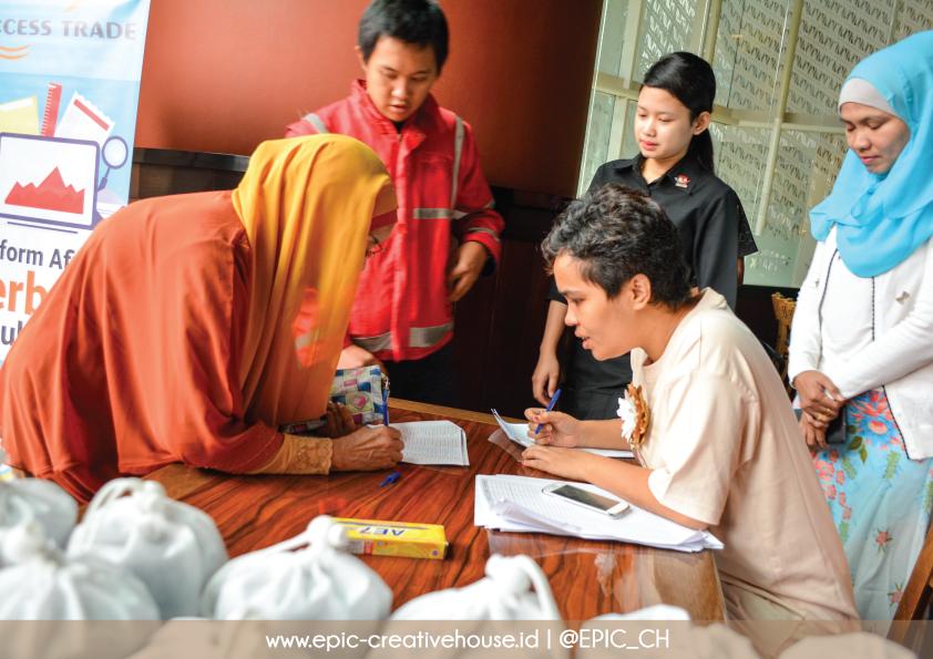 Resigtrasi KOPI SUSU Warung Blogger