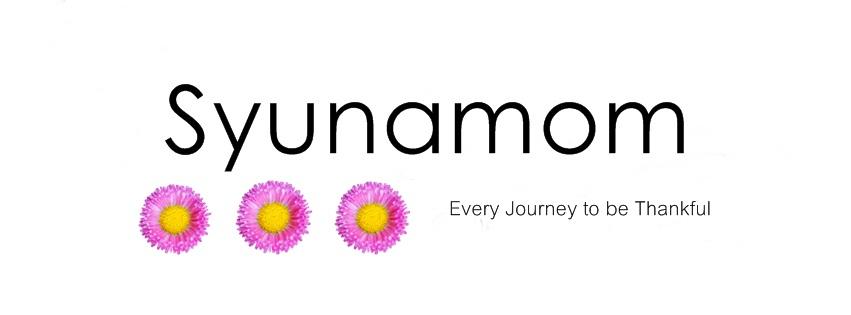 SyunaMom Blog