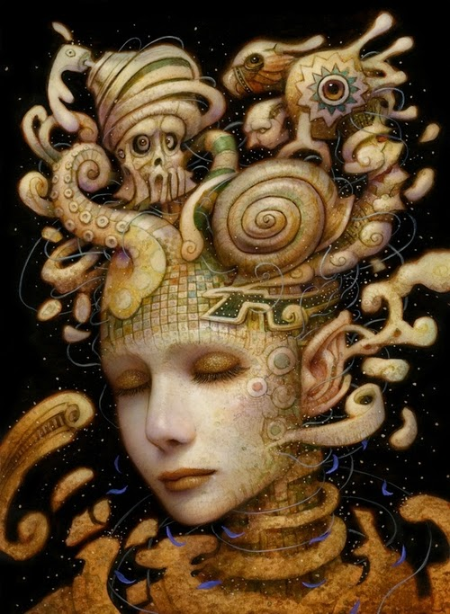 28-Twisted-Mind-Naoto-Hattori-Dream-or-Nightmare-Surreal-Paintings-www-designstack-co