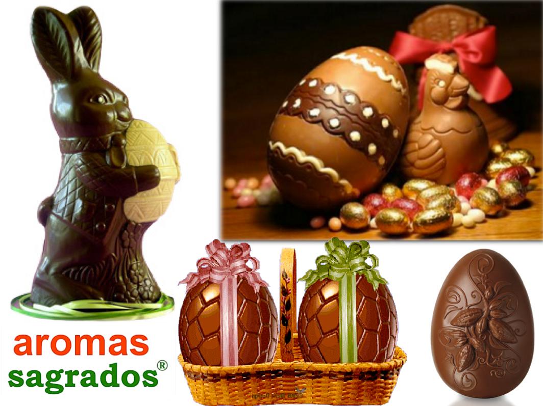 Pascua con aroma a CHOCOLATE